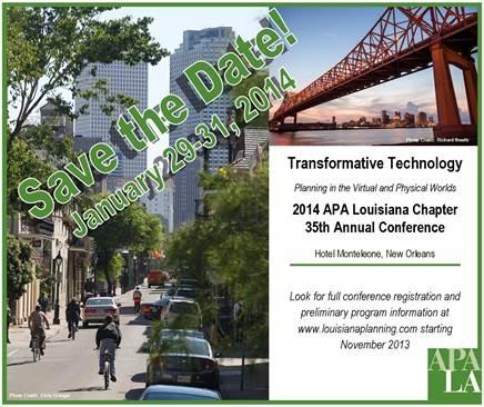 Louisiana APA Conference